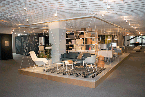 Iida And Contract Announce Neocon 2019 Showroom And Booth