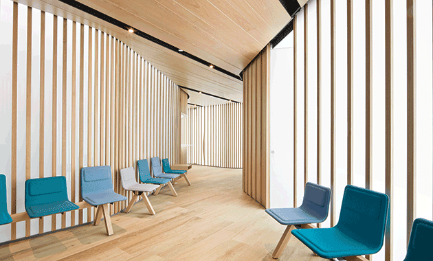Interiors Awards 2017: Healthcareu2013Small