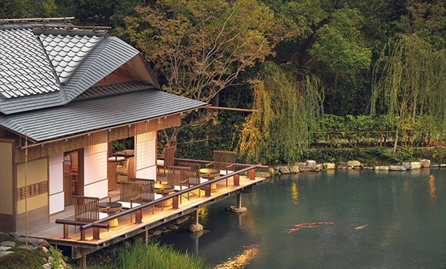Four Seasons Kyoto Contract Design - Architecture-design-in-kyoto-japan