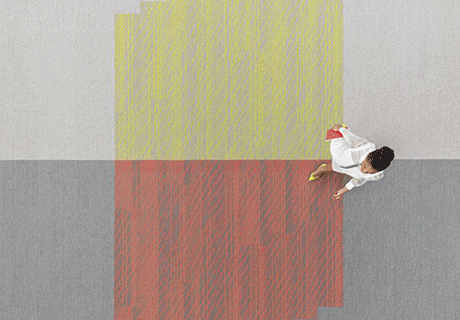 Sparking kinetic energy with graphic motion, the Active carpet tile collection fuses bold color and graphic patterns in a dynamic interplay that shifts in ...