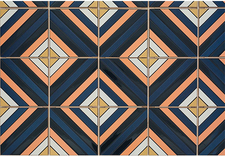Fireclay Tile: Agrarian | Contract Design