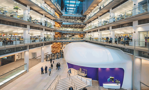 Francis Crick Institute Contract Design