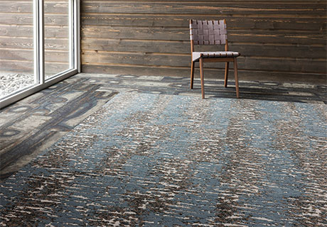 Inspired By The Craft Of Pottery Atmospheric Is A New Addition To Form Finish Collection 24 Inch Square Modular Carpet Tile Available In 13