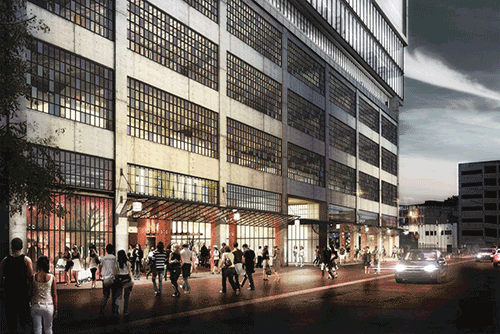 Gensler Reveals Renderings For Mixed Use Los Angeles Tower