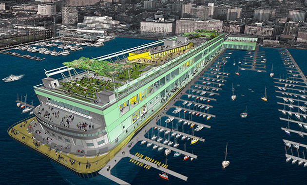 New Google Campus Will Join New York S Superpier
