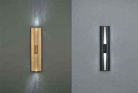 Boyd Lighting Icicle Wand Sconce Contract Design