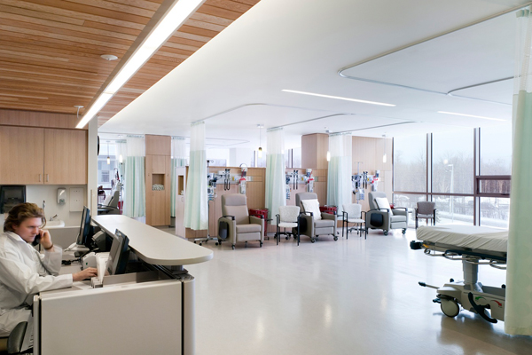 Improving The Patient Experience In Chemotherapy Suites