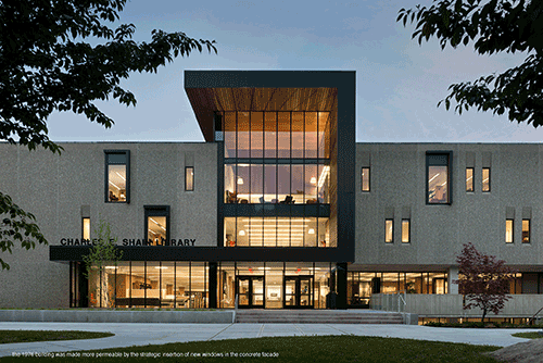 Winners Announced for the 2016 ALAIIDA Library Interior Design