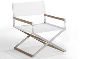 Merveilleux Link Outdoor: Folding Lounge Chair