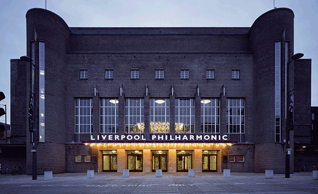Caruso St John Among 2017 RIBA North West Regional Awards For Liverpool Philharmonic
