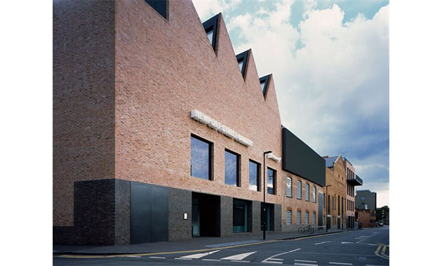 Newport Street Gallery By Caruso St John Architects Wins 2016 RIBA Stirling Prize