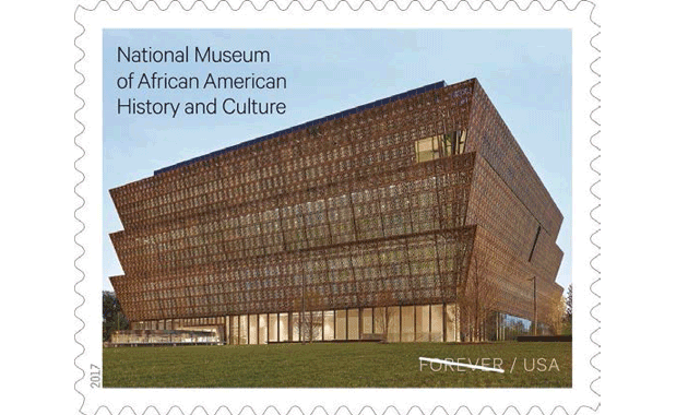 US Postal Service To Immortalize NMAAHC In A New Forever Stamp