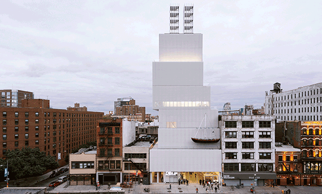 OMA To Design Extension Of New Museum In York