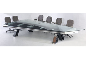 Moto Art B Conference Table Contract Design - 15 foot conference table