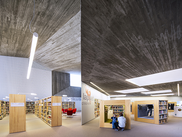 Winners Of 2014 ALA IIDA Library Interior Design Awards Announced