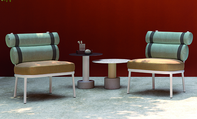 Kettal Roll Collection Contract Design