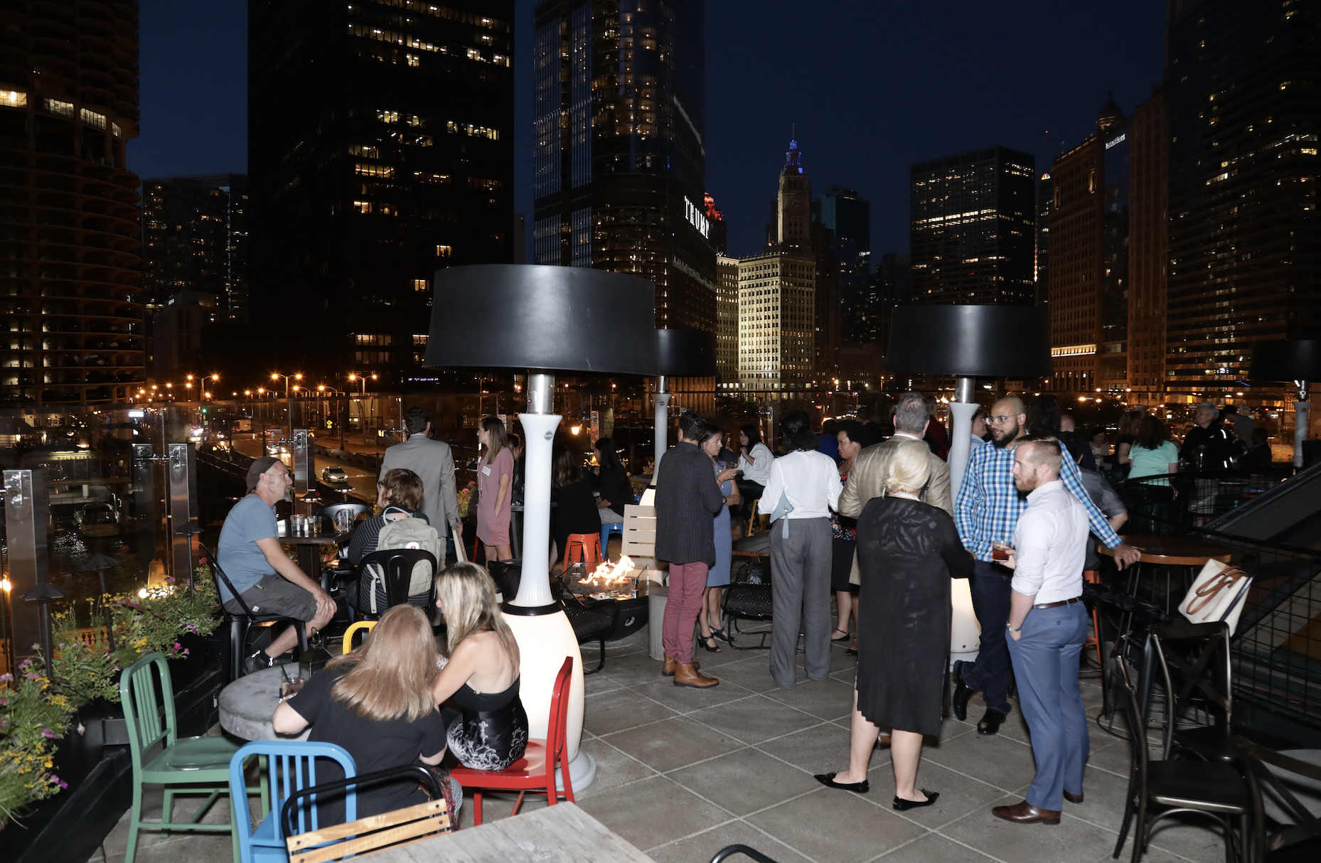 Contract Hosted Chicago CitySCENE Reception On September 19