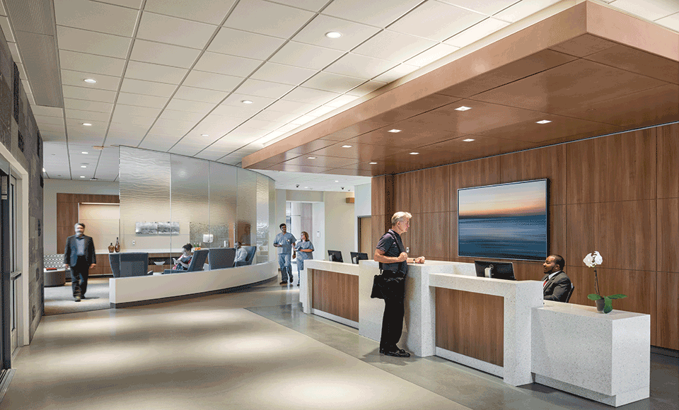 Stamford Hospital Contract Design