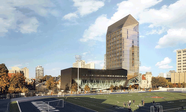 Patkau Architects And MJMA To Design University Of Toronto Tower