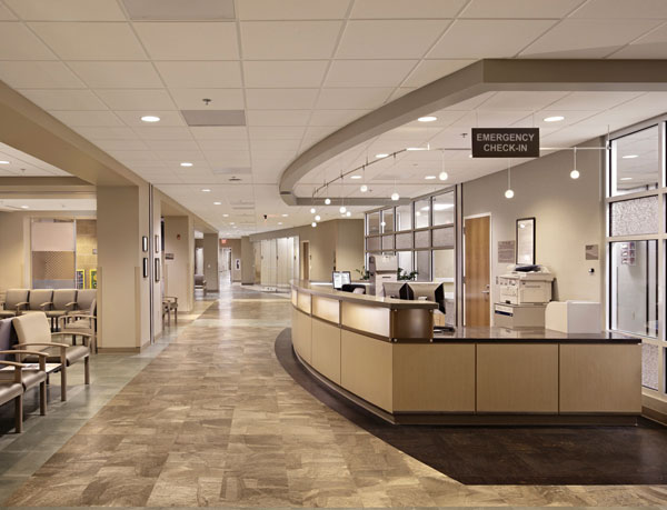 Wellmont Holston Valley Medical Center Completes Renovation
