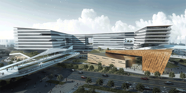 Benoy Wins Bid To Design Shanghai Tech Hub