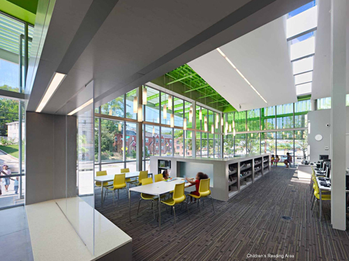 AIA Selects Recipients Of Library Building Awards