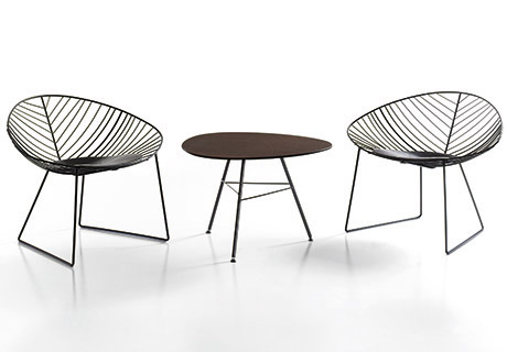 Inspired By Irregularities Found In Nature, The Leaf Collection Comprises  Stackable Chairs, Lounge Chairs, And Tables. Designed For Indoor And  Outdoor Use, ...