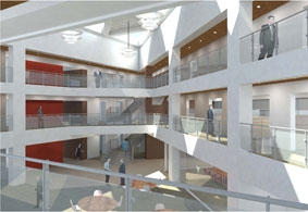 ... Advancement Departments, Boston College (BC) has contracted  ARC/Architectural Resources Cambridge to renovate its 2121 Commonwealth  Avenue facility.