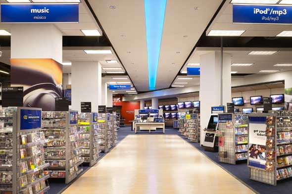 Best Buy Designed By Charles Sparks Company