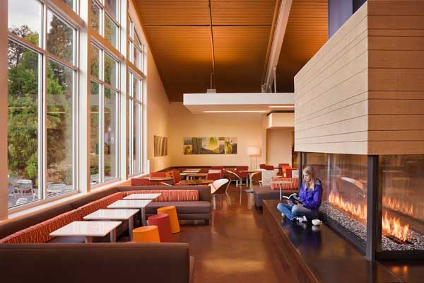 Bon Appetit Managementu0027s Two New College Dining Halls By EDG ...
