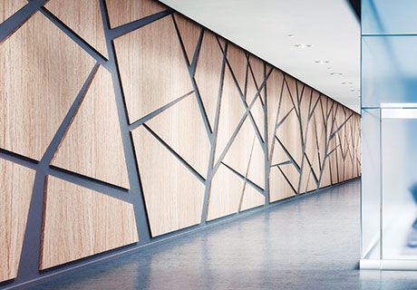 The Acrovyn Wall Panel System Has Been Updated To Simplify And Reduce  Installation Time By At Least 50 Percent While Expanding Aesthetic Options.