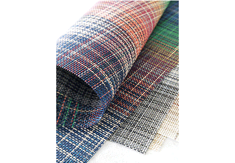 Chilewich Contract Plaid Contract Design