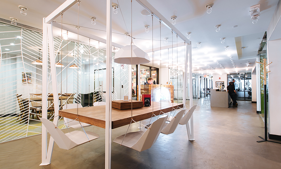 Coworking A Workplace Paradigm Shift