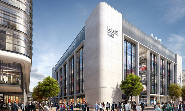 Foster partners to design new headquarters for bbc cymru for Bbc home designs