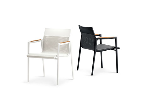 Awesome Inspired By Streamlined Racing Yachts, Jean Marie Massaud Designed The Dean  Collection Of Slingback Chairs For Dedon. The Collectionu0027s Elegant Die Cast  ...