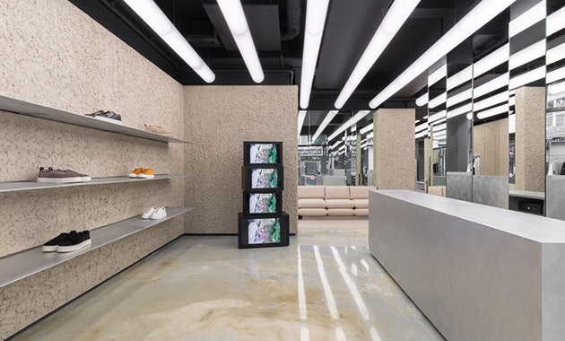 19d5d52d94 Eytys' New London Shop Takes The Brand To The Next Level | Contract ...