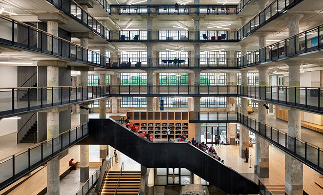 Interiors Awards 2019 Sustainable Contract Design