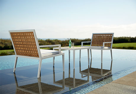 JANUS et Cie: Hatch · Furniture, Outdoor Furniture - Furniture For Outdoor Areas Contract Design