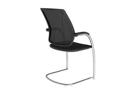 Occasional Chair Is A Mesh Task Chair Designed By Niels Diffrient For  Humanscale. The Chairu0027s Functional And Minimal Design Allows It To Adjust  To The ...