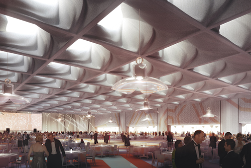 The Winning Proposal Is Focused On Theme Of Authenticity And Communicating Culture Los Angeles It Includes Several Additions That Increase