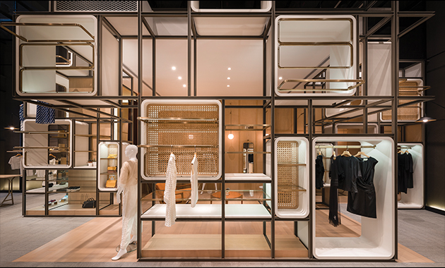 modular lilong - Retail Design Ideas