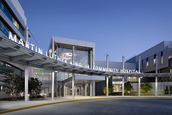Martin Luther King Jr Community Hospital
