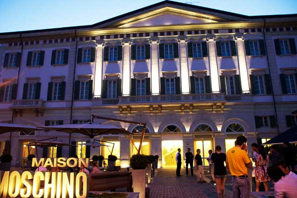 Attractive Maison Moschino Hotel In Milan