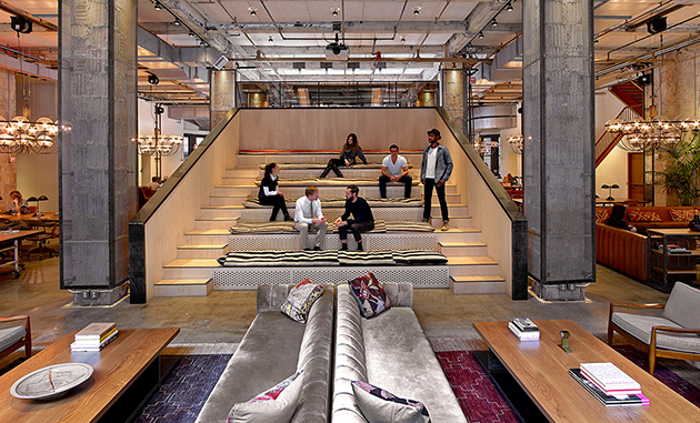 Interiors Awards 2015 Office Large
