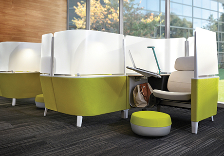Steelcase Brody Worklounge Contract Design