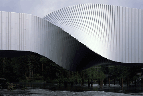 Big Completes Twisted Norwegian Art Gallery Contract Design