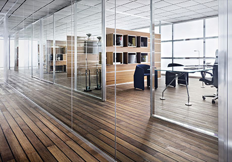 Movable Walls | Office Layout Designs | Contract Design