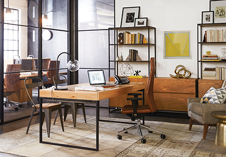 In Collaboration With Inscape, The Design Team Of Brooklyn Based Home  Furnishings Brand West Elm Has Created More Than 75 Pieces For The  Workplace.